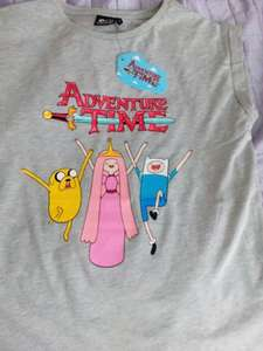 Adventure time t-shirt ( Women's ) £6 Primark