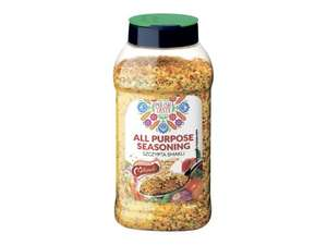 All Purpose Seasoning 1 kg  £1.49 @ Lidl