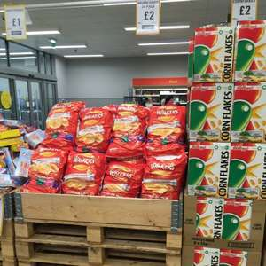 24pk walkers crisps £2.00 @ Netto