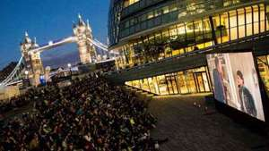 London Free Festival at The Scoop @ visitlondon.com