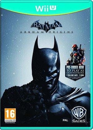 Batman Arkham Origins (Wii U)  £5.99 @ Base.com