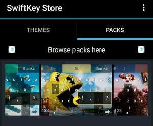 Freebie SwiftKey Pixel Themes for Android only