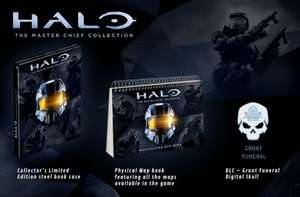 Master chief collection Limited Edition GAME £25.00