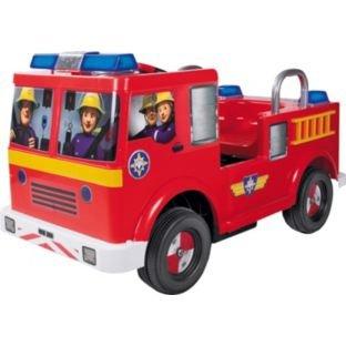 Fireman Sam 12V Jupiter Battery Powered Ride-On Engine £114.99 at ARGOS