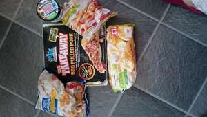 £5 frozen deal @ Scotmid Inc Chicago Town Takeaway pizza and Ben and Jerry's ice cream