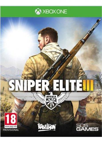 Sniper Elite 3 Xbox One New £12.99 @ base.com