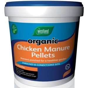 Westland Chicken Manure Pellets 10Kg £4.99 @ Wickes