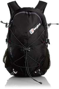 Berghaus Remote II 25 Rucsac - Jet Black/Carbon - Amazon - £22.87