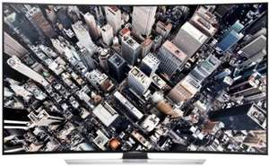 "Samsung 78"" HU8500 Curved Smart 3D UHD 4K LED TV With Twin HD Tuner £4299.99 Delivered @ Reliant Direct"