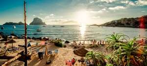 7 Night Ibiza package including flights, hotel and transfers just £102 each (total  £203.39) (found at Holiday Pirates)