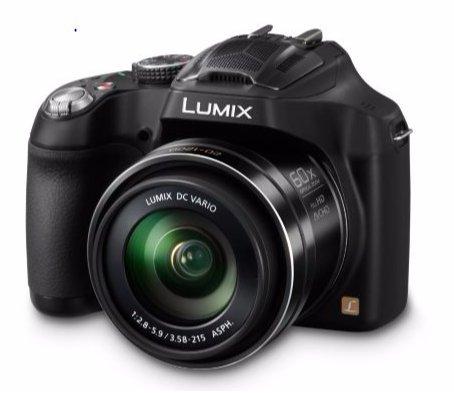 Panasonic Lumix FZ72 60x Optical Zoom 16MP Bridge Camera - Black £179.99 @  Argos