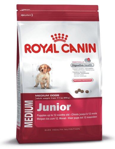 Royal Canin Medium Junior 15kg dog food - Amazon £32.63 (today only)