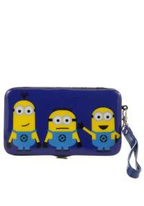 Minions clutch bag £1.00 reduced from £10 tesco f&f