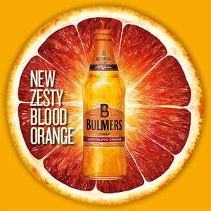 Bulmers blood orange cider only 70p @ Asda Blyth