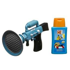 Despicable Me: Minion Bathtime Fun Set (Includes Water Blaster) £3.99 @ B&M