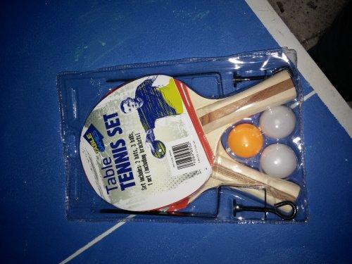 Table tennis set £1.99 @ Home Bargains