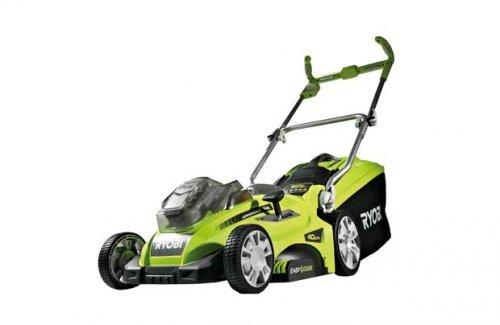 Ryobi RLM4614SE Petrol Lawnmower - 140CC.  35% off £159.99 ARGOS
