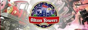 Family of four - Overnight stay + 2 days worth of park tickets staying at the Splash Landings / Alton Towers hotel  + Entertainment + Parking / Brekkie from £60pp Based on a family of four using code @ Alton Towers