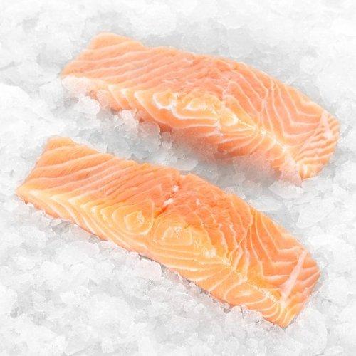 Tesco Counter Skinless And Boneless Salmon Fillet 140G Better Than Half Price  75p