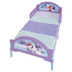 Frozen toddler bed £40 @ tesco direct Free CnC