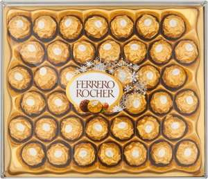 Ferrero Rocher (525g) 42 included  £5.00- Bargain at this price @ Asda