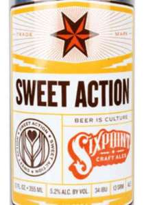 Wetherspoons - Can of Sweet Action £1.25 @ 'The Richard John Blacker' - Liverpool.