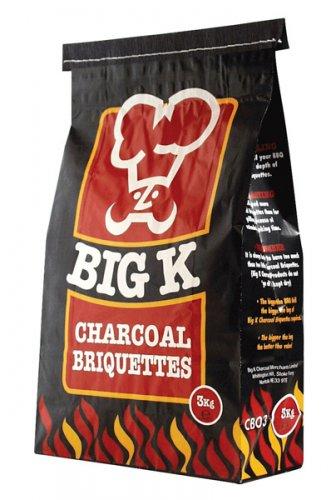 Big K Charcoal Briquettes 5kg £2.89 at Aldi