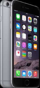 Apple iPhone 6 Plus Refurb (16GB, 64GB & 128GB) - O2 Refresh: £379.99 - £509.99