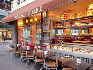 Patisserie Valerie £10 meal for one @ Amazon