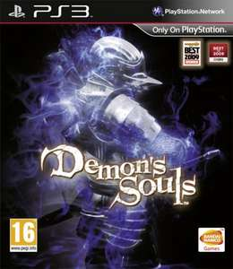Demon's souls new  £9.99 from the gamescentre