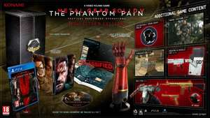 Metal Gear Solid V: The Phantom Pain Collector's Edition - £99.99 Only at GAME