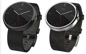 moto 360 reduced by £50 on Google Devices Store £149.99