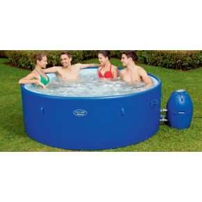lay z spa monaco £507.94 delivered @ Tesco