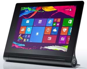 "£249 - Lenovo YOGA Tablet 2 with Windows (10"") Up to 15 Hours Battery Life. £329 @ John Lewis and other retailers"