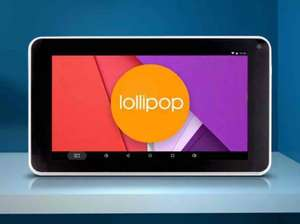 "7"" quad-core android lollipop 5.0 tablet £33.15 + £9.99 del (£43.14) @ Fontab/LivingSocial"