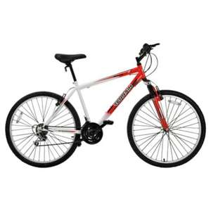 "Terrain Nevis 24"" Kids' Front Suspension Mountain Bike, 14"" Frame £45 Free CnC @ Tesco Direct"