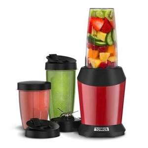 Tower T12020 - VITABLEND PRO Multi-Blender & Nutrient Extractor (12OOW)  £44.95 @ Trago Mills