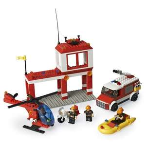 Wilko Blox Fire Rescue Team Was £7.00 now only £3.50 @ Wilko
