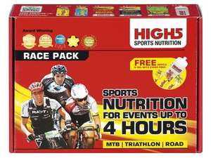 HIGH 5 Race Pack £7.99 @ Lidl
