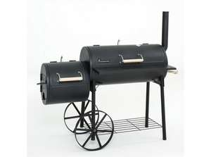 Landmann Grand Tenesee smoker £269.95 (£309.94 With Delivery) @ Dealbuyer