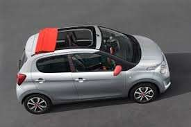 Citroen C1 Airscape - 24 month Lease - Total cost: £2228 (£92/month) @ lookers
