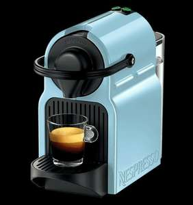 Nespresso inissia by KRUPS Coffee Capsule Machine - Blue £60 (Delivered) @ Amazon