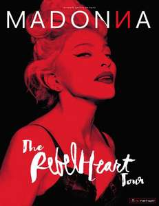 Just a few £80 tickets left for Madonna O2