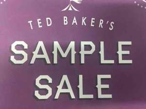 Ted Baker's Sample Sale - King's Cross, London