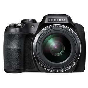 Fuji FinePix S9200 - 50 x Optical Zoom, Full HD movie recording, 16mp £89.10 @ Fuji Refurb Store (£4.99 Delivery)