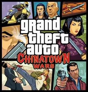 Grand Theft Auto: Chinatown Wars (Android) 77p @ Google Play