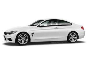 BMW 420d M Sport (Prof Med) Personal (8k miles) Term 3+47 £16517.34 @ Nationwide Vehicle Contracts