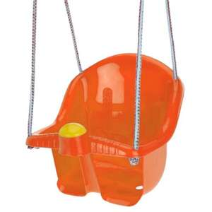 Swing Seat / Garden Rope Swing in Blue, Orange or Red -  £11.95 & FREE Delivery @ The Magic Toy Shop / Amazon