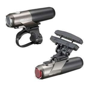 Cateye Volt 300/50 Light Set Hargroves Cycles - £59.99