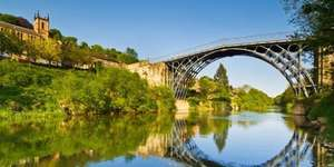 Annual Entry to Ironbridge Gorge Museums, 40% Off £39 via Travelzoo